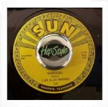 "45 Re✦CARL & JAY PERKINS✦""Tennessee / Sure To Fall"" Sun 235 Never Released.Hear♫"